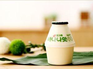 韓国定番・バナナウユの友達メロンウユが発売